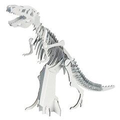 【hacomo】ハコモプロ恐竜シリーズ ティラノサウルス【ダンボール・クラフト・工作・夏休み・...