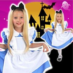 ハロウィーン、ハロウィン衣装、コスチューム、仮装、子供、女の子♪♪__AQUAドレス (子供用...