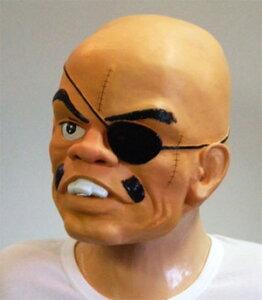 『レビューを書く』を選択で、楽しいオマケをプレゼント♪丹下段平マスク【あしたのジョー・ア...