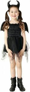 ハロウィーン、ハロウィン衣装、コスチューム、仮装、子供、女の子♪♪__シャーリングデビル(...