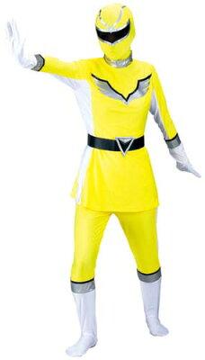 【ウイング】爆笑戦隊パーティーレンジャーウイング(イエロー)【戦隊コスチューム】【013039】