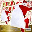 サンタ袋特大(袋のみ、※衣装は付属していません) [サンタさんの大きな袋 サンタさんのプレゼント袋 クリスマス仮装 サンタコスプレ】【844426】