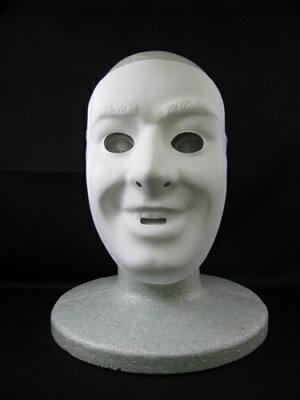 ホワイトマスク(男)