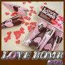 LOVE BOMB(ラブボム)クラッカー 5個入 [カネコ・パーティークラッカー・クリスマスパーティー・イベント・忘年会・二次会・結婚式]【_102634】u89