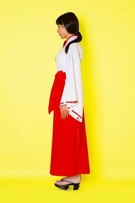 トキメキグラフィティ巫女さん[巫女さん神社なりきり可愛い衣装コスプレ]【A-1521_865414】