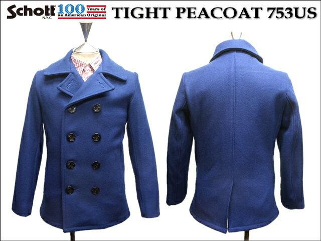 PARADISEMARKET   Rakuten Global Market: SCHOTT pea coat 753 US