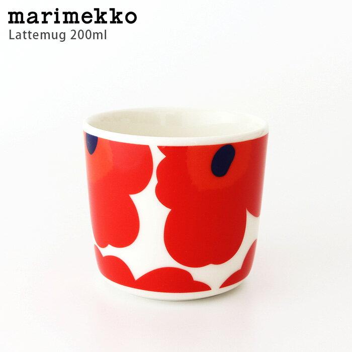 マグカップ・ティーカップ, コーヒーカップ marimekko ( ) Unikko ( ) 200ml