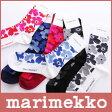 marimekko ( マリメッコ ) UNIKKO SOCKS ( ウニッコ ソックス ) 靴下  【RCP】.