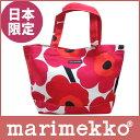 marimekko ( マリメッコ ) Japan Unikkobag ( ジャパン ウニッコ バッグ )/ レッド