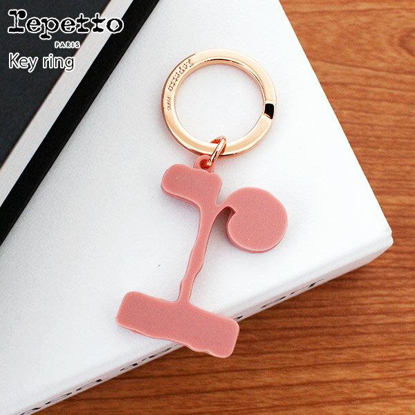 キーホルダー・キーケース, キーホルダー  repetto ( ) Key ring Satin pink A0096