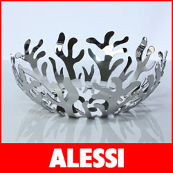 【送料無料】アレッシィ  フルーツバスケット ステンレス フルーツボウル ALESSI ( アレッシ...