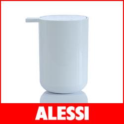 【送料無料】【正規販売店】ALESSI ( アレッシィ ) Birillo ( ビリッロ ) ソープディスペンサー / ホワイト.