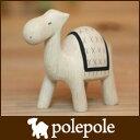 polepole ( ぽれぽれ ) 木製 雑貨 ぽれぽれ動物 ラクダ .
