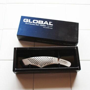 GLOBAL ( グローバル ) オールステンレス GS-29 骨抜き 14,5cm ( 魚の骨抜き、温野菜の皮むき ) .