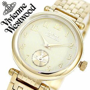 ヴィヴィアン時計VivienneWestwood時計ヴィヴィアンウエストウッド腕時計VivienneWestwood腕時計ヴィヴィアン腕時計ヴィヴィアンウェストウッド/ビビアン時計/ヴィヴィアン時計/Vivienne時計/レディース/イエロー/VV051CPGD[送料無料]