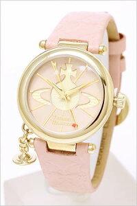 [VivienneWestwoodTIMEMACHINE時計](VivienneWestwoodTIMEMACHINE腕時計ヴィヴィアンウエストウッドタイムマシーン時計ヴィヴィアン腕時計)オーブTIMEMACHINEレディース/ピンクVV006PKPK送料無料【楽ギフ_包装】