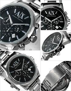 アルマーニエクスチェンジ腕時計ArmaniExchange時計ArmaniExchange腕時計アルマーニエクスチェンジ時計クロノグラフメンズ/ブラックAX2084[エレガントカジュアル]【_包装】
