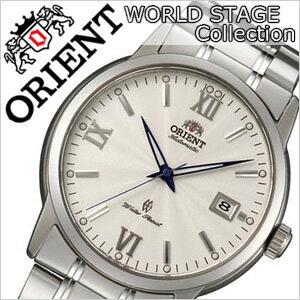 オリエント腕時計ORIENT時計ORIENT腕時計オリエント時計ワールドステージコレクションベーシックWorldStageCollectionメンズ時計/WV0551ER[送料無料][プレゼント/ギフト/お祝い/卒業祝い]
