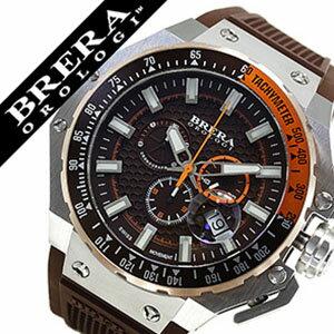ブレラ時計BRERA腕時計ブレラオロロジ腕時計BRERAOROLOGI時計ブレラオロロジBRERAOROLOGIブレラ時計ブレラオロロジ腕時計グランツーリスモGRANTURISMOメンズ/ブラウンBRGTC5402[ビックフェイスブランド人気イタリア希少品][送料無料][mfwmbw]