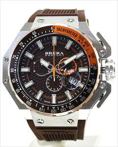 ブレラオロロージ腕時計BRERAOROLOGI時計BRERAOROLOGI腕時計ブレラオロロージ時計グランツーリスモGRANTURISMOメンズ/ブラウンBRGTC5402[おしゃれビックフェイスブレラオロロジブレラオロロジ]