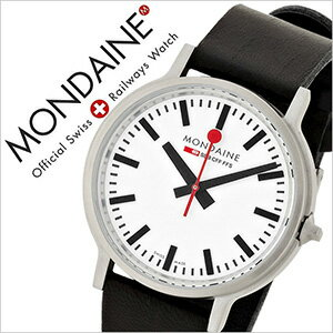 MONDAINE時計 モンディーン腕時計 MONDAINE 腕時計 モンディーン 時計 ストップ・トゥー.・ゴー...