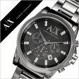 アルマーニエクスチェンジ 時計[ ArmaniExchange 時計 ]アルマーニエクスチェンジ腕時計( ArmaniExchange腕時計 )アルマーニ エクスチェンジ 時計[ Armani Exchange 時計 ]アルマーニ 時計/Armani 時計(アルマーニ時計)メンズ/ブラック/シルバー AX2092 [送料無料]