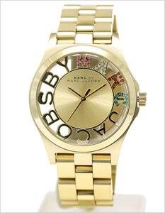 マークバイマークジェイコブス腕時計MARCBYMARCJACOBS時計MARCBYMARCJACOBS腕時計マークバイマークジェイコブス時計ヘンリーディンキーHENRYDINKYレディース/イエローゴールドMBM3263[可愛いおしゃれ流行小さい送料無料]