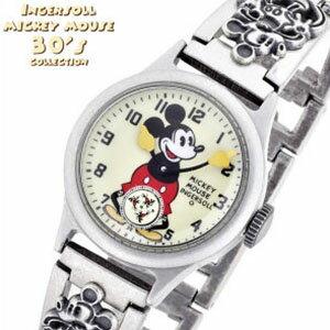 ミッキーマウス ミッキーウォッチ インガソール時計 INGERSOLLMICKEY MOUSE腕時計 MICKEY MOUSE 時...