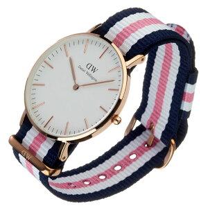 ダニエルウェリントン腕時計DanielWellington時計DanielWellington腕時計ダニエルウェリントン時計クラシックサウサンプトンローズCLASSIC36mmメンズ/レディース/ユニセックス/オフホワイト0506DW