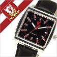 リバプール腕時計 LIVERPOOL時計 LIVERPOOL 腕時計 リバプール 時計 メンズ/ブラック レッド GA3755 [アナログ サッカー][プレゼント/ギフト/祝い]