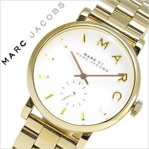 マークバイマークジェイコブス腕時計MARCBYMARCJACOBS時計マークジェイコブス時計MARCBYMARCJACOBS腕時計マークバイマークジェイコブス時計ベイカーBakerレディース/ホワイトMBM3243[おしゃれ白金ゴールド3針芸能人雑誌掲載ブランド][lfw]