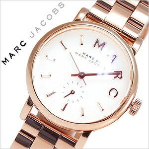 マークバイマークジェイコブス腕時計MARCBYMARCJACOBS時計MARCBYMARCJACOBS腕時計マークバイマークジェイコブス時計ベイカーBakerレディース/ホワイトMBM3248[アナログおしゃれ白ピンクゴールド3針かわいい芸能人雑誌掲載ブランド][lfw][lpw]
