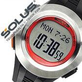 【5年保証対象】ソーラス腕時計 SOLUS時計 SOLUS 腕時計 ソーラス 時計 プロ101 Pro 101 メンズ レディース/レッド シルバー ブラック 01-101-02[正規品 スポーツウォッチ ダイエット エクササイズ ソーラスプロ101 多機能 心拍時計(ハートレートモニター)][送料無料]