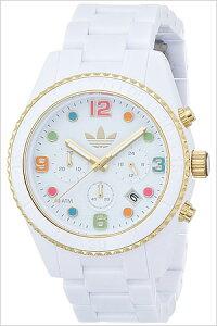 【送料無料】アディダスオリジナルス時計adidasoriginals腕時計adidasoriginals時計アディダスオリジナルス腕時計ブリスベンナイロンBRISBANEnylonメンズ/レディース/ホワイト(マルチカラーインデックス)ADH2945[新品人気カラフルスポーツウォッチ]