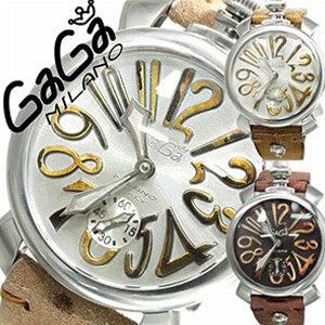 腕時計, 男女兼用腕時計  GaGaMILANO GaGaMILANO GaGa MILANO GaGaMILANO MANUALE VINTAGE GG-5010S vintage