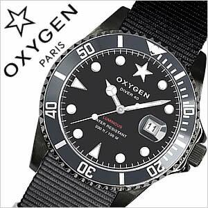 オキシゲン腕時計OXYGEN時計OXYGEN腕時計オキシゲン時計ダイバーモビーディックブラックDiverMobyDickBlack40メンズ/ブラックホワイトMBB-40-BL[アナログおしゃれ白黒ダイバーデザインモデル3針][送料無料][mpw][プレゼント/ギフト/祝い/卒業祝い]