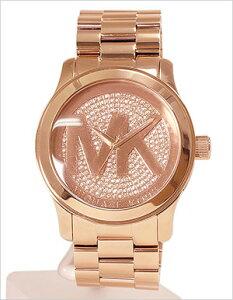 マイケルコース腕時計MichaelKors時計MichaelKors腕時計マイケルコース時計レディース/ピンクゴールドMK5661[おしゃれ海外ブランドセレブNYクリスタルブランドロゴローズゴールドかわいい雑誌掲載芸能人][送料無料]