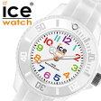 【5年保証対象】アイスウォッチ 時計[ ICEWATCH ]アイス ウォッチ 腕時計[ ice watch ]アイス[ ice 時計 ] アイス時計 ice時計 アイス ミニ ホワイト ICE mini メンズ/レディース/ホワイト MNWEMS [人気/新作/防水/軽量/スポーツウォッチ/スポーツ]