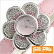 フォリフォリ腕時計[ FolliFollie腕時計 ]フォリフォリ 時計 FolliFollie 時計 フォリフォリ 腕時計 Folli Follie フォリ フォリ FolliFollie時計 フォリフォリ時計 フラワーモチーフ/レディース/ピンク WF5T009SPPPK [デザインウォッチ/シンプル/] [送料無料]