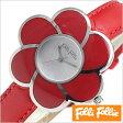 フォリフォリ腕時計[ FolliFollie腕時計 ]フォリフォリ 時計 FolliFollie 時計 フォリフォリ 腕時計 Folli Follie フォリ フォリ FolliFollie時計 フォリフォリ時計 フラワーモチーフ/レディース/シルバー WF5T079SPR [デザインウォッチ/シンプル/] [送料無料]