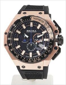ブレラオロロジ腕時計ブレラオロロジ腕時計ブレラ時計BRERAOROLOGI時計BRERAOROLOGI腕時計ブレラオロロジ時計グランツーリスモGRANTURISMOメンズ/ブラックローズゴールドBRGTC5408[おしゃれグラントゥーリズモ6針スイス製ローズゴールド青ブルー]