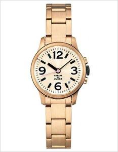 カバンドズッカ時計CABANEdeZUCCa腕時計CABANEdeZUCCa時計カバンドズッカ腕時計ミニミリタリースモールminimilitaliysmallメンズ/レディース/ベージュピンクAJGK045[正規品人気デザインレアミニミリ][おしゃれかわいい生活防水ブランド][送料無料]