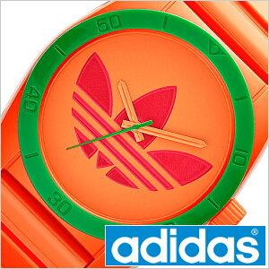 adidas時計アディダス腕時計adidasoriginals腕時計アディダスオリジナルス時計adidasoriginals腕時計アディダス時計サンティアゴSANTIAGOメンズ/レディース/ユニセックス/男女兼用腕時計/オレンジ/ADH2870[スポーツ/おすすめ/おしゃれ/キッズ/子供用/防水]