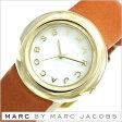 マークバイマークジェイコブス腕時計 MARCBYMARCJACOBS腕時計 マークジェイコブス 腕時計 MARCJACOBS 腕時計 マークバイ 時計 MARCBY 時計 マーク バイ MARC BY [ マーク/MARC ] マーシ ( Marci ) レディース/メンズ/ホワイト/白/MBM8520 [レザーベルト/革][人気][送料無料]