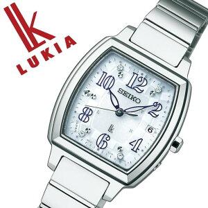 [信頼の国内正規品](セイコールキア腕時計)[ルキア時計][LUKIA時計]セイコー腕時計[ルキア時計]SEIKO腕時計(セイコールキア時計)ルキア(LUKIA)レディース/人気/ライトブルーSSVW065[ソーラー電波時計/ことりっぷ/パリ限定モデル/限定1000本][送料無料]