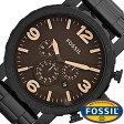 フォッシル 時計 [ FOSSIL 時計 ] フォッシル 腕時計 [ FOSSIL 腕時計] フォッシル時計 [ FOSSIL時計 ] フォッシル腕時計 [ FOSSIL腕時計 ] [TREND]メンズ/ブラウン/JR1356[人気/新作/日付機能/日付表示/メタルベルト 革ベルト 多数取り扱い][送料無料][プレゼント ギフト]