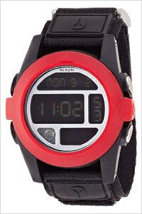 ニクソン腕時計NIXON時計nixon(ニクソン)腕時計[ニクソン時計]NIXON時計[ニクソン時計]バハBAJAALLBLACK/REDメンズ/レディース/ユニセックス/男女兼用/ブラックNA489760-00[デジタル/デジタル表示/デジタル液晶/ブラック][送料無料]