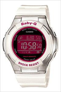 カシオ腕時計CASIO時計CASIO腕時計カシオ時計ベイビーGBABY-Gレディース/ピンクBGD-1300-7JF[デジタル/タフソーラー/電波時計/液晶/防水/ホワイト/シルバー/レッド/ベビーG][送料無料]