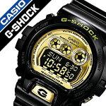 カシオ腕時計CASIO時計CASIO腕時計カシオ時計GショックG-SHOCKメンズ/ゴールドGD-X6900FB-1JF[デジタル/液晶/防水/ブラック/シルバー/グレー][送料無料]
