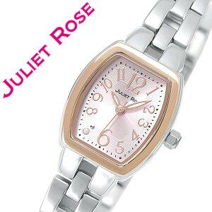 ジュリエットローズ腕時計JULIETROSE時計JULIETROSE腕時計ジュリエットローズ時計/JULIETROSE/ジュリエットローズ/レディース/ピンクJUL116PGS-09M[おしゃれ/生活防水/シルバー/ピンクゴールド/メタルベルト/クリスタルストーン][送料無料]